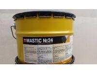 WATERPROOFING MASTIC 10 KG *8.00 GBP*