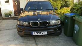 BMW X5 3.0i MOT 25 JUN 2019 GOOD ENGINE, GOOD GEAR BOX