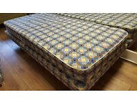 2 X vintage single Bed with Mattress