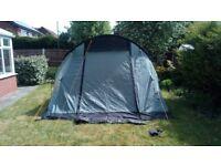 Vango Icarus 500 5 person tent.