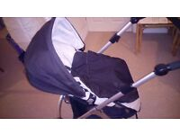 MAMAS AND PAPAS RUBIX TRAVEL SYSTEM