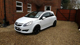 corsa limited edition 1.2 vxr looks *cheap*