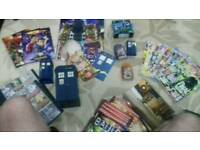 Dr who collection £30