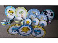 Baby/Toddler Melamine Breakfast sets