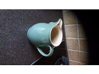 Denby Barrel COffee/Water Pot