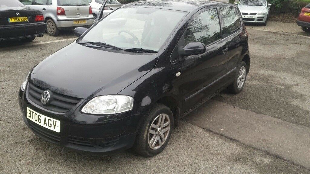 Volkswagen fox 1.4 2006