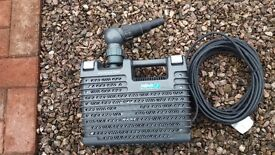 Pond Pump. Hozelock Aquaforce 2500 with 9.5m cable in excellent working condition