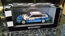 minichamps rover vitesse sd1 dtm touring car 1/43 diecast