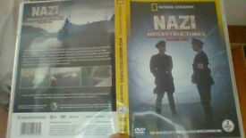 Nazi Megastructures Season Two 2 Disc DVD Set
