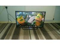 Technika 32 inch screen full hd led free view TV £ 85