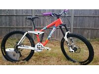 kona stinky downhill MTB offroad high spec top quality