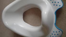 Toilet training seats x2