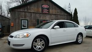 2011 Chevrolet Impala LT,Sunroof, Certrified and Etested