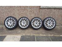 "BMW 18"" MotorSport genuine BBS Alloy Wheels (Style 216) M Sport (E36, E46, E90)"