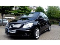 2006 Mercedes Benz B170 Manual Full Service History 9 Months Mot Low Mileage 80000 Leather Interior