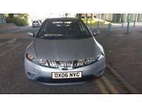 Honda Civic 2.2 i-CTDi Sport 5dr£1,995 p/x welcome 2key full-honda-history