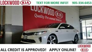 2016 Kia Optima SX-LUXURY - DEMO CLEARANCE!!! TURBO!!!