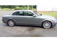 Excellent condition jaguar s type diesel.