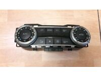 Mercedes c class w204 fan heater climate control unit 57+ breaking spares can post