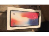 iPhone X, iPhone 10 BNIB 64GB Space Grey, Unlocked, Sim Free