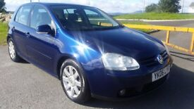 2006 VW GOLF GT TDI , LOW MILES