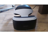 PSVR + Playstation Camera + 5 VR Games
