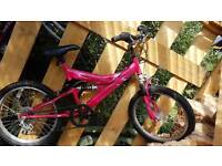 Girl Cosmos mountan bike