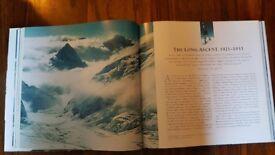 Everest - Summit of Achievement. Foreword by Sir Edmund Hilary.