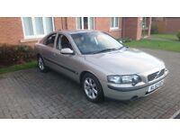 Volvo S60 D5, 2.4 Diesel, 163 BHP, 2003