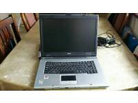 Acer laptop with win7
