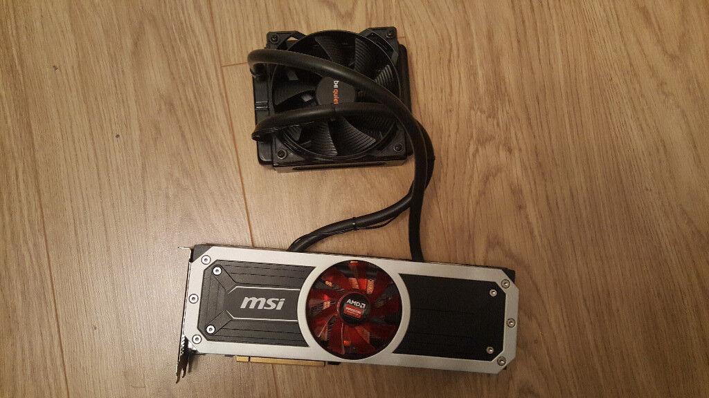 AMD Radeon R9 295X2 - Graphics Card - GPU - 8GB GDDR5 - Water Cooled | in  Newtownabbey, County Antrim | Gumtree