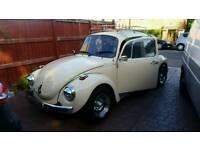 Classic super beetle 1303