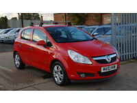 2010 Vauxhall Corsa 1.3 CDTi diesel ecoFlex Energy 5 Door, 12 Month MOT, Just Serviced, Hpi Clear