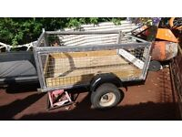 Trailer excellent condition with lots of new parts, not used since refurbishment