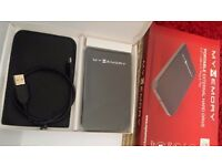 "Brand new sealed 320gb 2.5"" portable external hard drive"