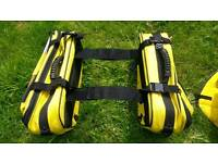 Oxford sports lifetime luggages