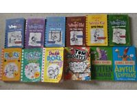 Selection of kid's books