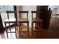 IKEA kitchen stools