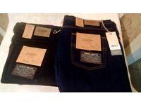 Mens cotton trader jeans