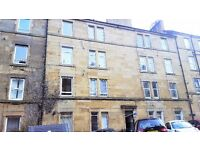 SPACIOUS 1 BEDROOM UNFURNISHED TOP FLOOR FLAT IN THE HEART OF GORGIE