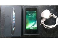 Iphone 5 with Box & Charger - Unlocked - Can deliver