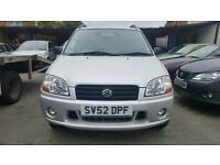 Suzuki Ignis GL Silver 1.4 5 Door Hatchback Petrol Manual