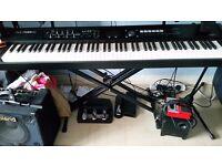 Roland RD700NX Digital Stage Piano