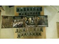 Lord of the Rings Chess set 1 and 2 plus lots of extras