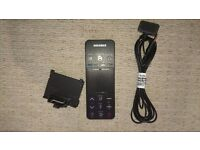 Touch control remote, Infrared extender and PCMI card for Samsung TV.