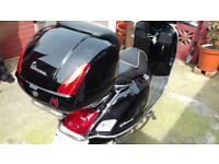 Vespa 300 GTS Sport with extras in Immaculate condition