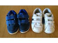 Boys Infant Trainers - Size 5.5