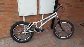 Monty 219 trials bike