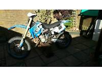 2004 TM125 CC TRACK READY
