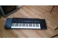 yamaha keyboard psr27electronic keyboard,electronic piano GOOD CONDITION